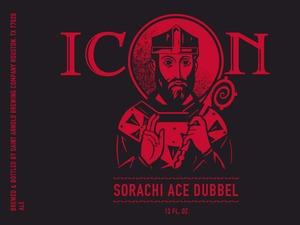 Saint Arnold Brewing Company Icon Sorachi Ace Dubbel