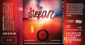 Perennial Artisan Ales Stefon