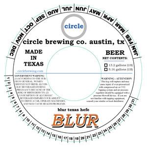 Blur Texas Hefe September 2014
