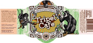 Southern Tier Brewing Company Tripel Cafe