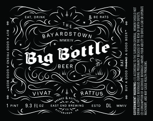 Bayardstown Big Bottle