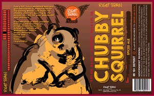 Right Brain Brewery Chubby Squirrel
