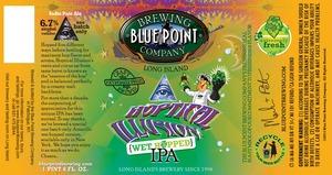 Blue Point Hoptical Illusion Wet Hopped September 2014