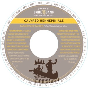 Ommegang Calypso Hennepin Ale