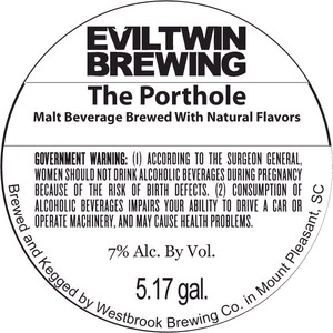 Evil Twin Brewing The Porthole