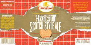 Flying Dog Oak Aged Hazelnut Scotch Style Ale