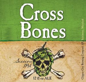 Heavy Seas Cross Bones
