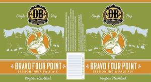 Devils Backbone Brewing Company Bravo Four Point