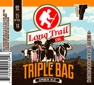 Long Trail Triple Bag