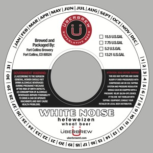 Uberbrew White Noise