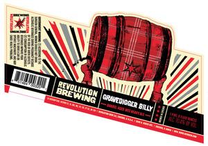 Revolution Brewing Gravedigger Billy