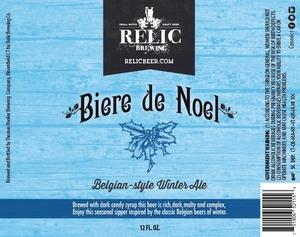 Relic Biere De Noel