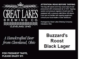 The Great Lakes Brewing Co. Buzzard's Roost