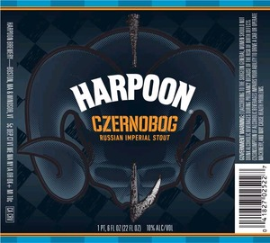 Harpoon Czernobog