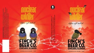 Finch's Beer Company Nuclear Winter
