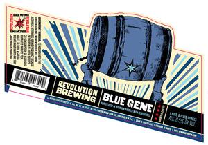 Revolution Brewing Blue Gene