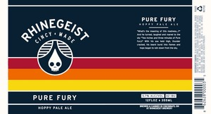 Pure Fury Hoppy Pale Ale