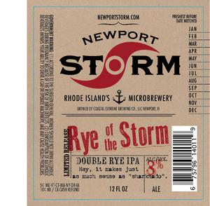 Newport Storm Rye Of The Storm