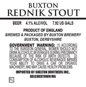 Buxton Brewery Rednik