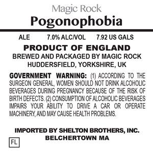 Magic Rock Pogonophobia
