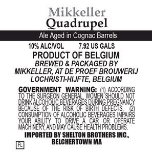 Mikkeller Quadrupel