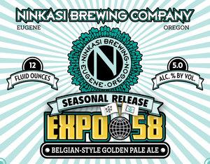 Ninkasi Brewing Company Expo 58
