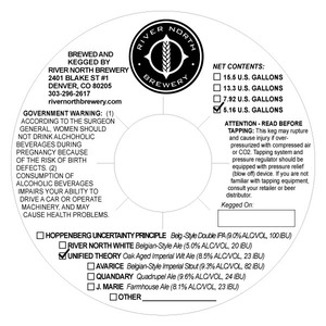 River North Brewery Unified Theory