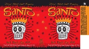 Saint Arnold Brewing Company Santo