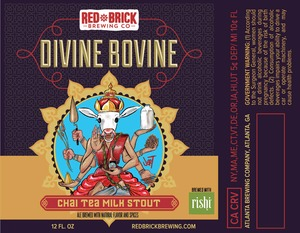 Red Brick Divine Bovine