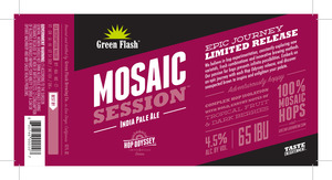 Green Flash Brewing Company Mosaic Session