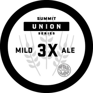 Summit Brewing Company 3x