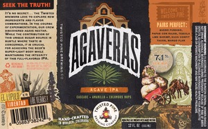 Twisted Pine Brewing Company Agaveras