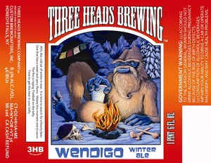 Three Heads Brewing Wendigo