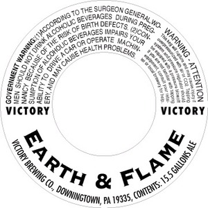 Victory Earth & Flame
