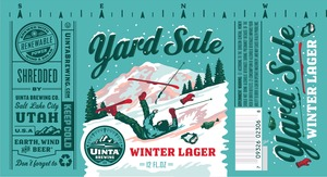 Uinta Brewing Company Yard Sale