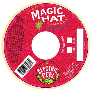 Magic Hat Electric Peel September 2014