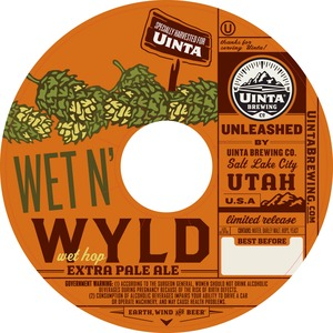 Uinta Brewing Company Wet N' Wyld
