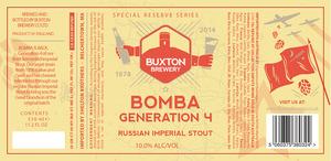 Buxton Brewery Bomba