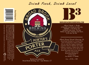 Broad Brook Brewing Company