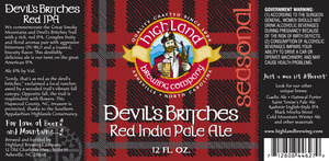 Highland Brewing Co. Devil's Britches