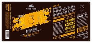 Green Flash Brewing Company Silva Stout