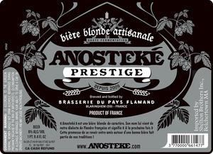 Brasserie Pays Du Flamand Prestige