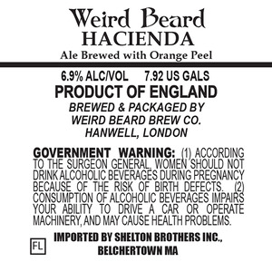 Weird Beard Hacienda