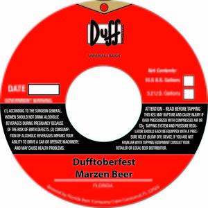 Duff Dufftoberfest