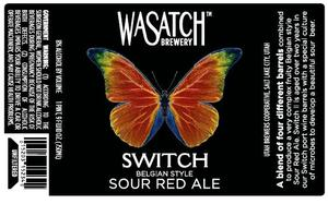 Wasatch Brewery Switch