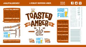 Half Full Toasted Amber