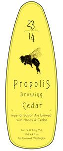 Propolis Cedar