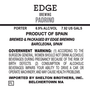 Edge Brewing Padrino