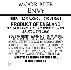 Moor Beer Envy