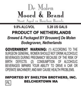 De Molen Moord And Brand